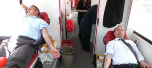Kan bağışı kampanyası