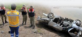 Hafik'te Trafik Kazası 1 Ölü