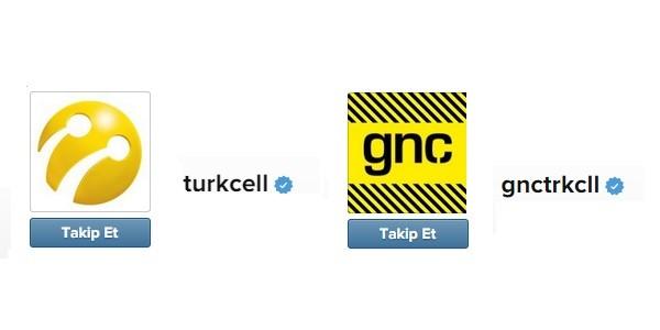 Instagram'ın doğrulanmış hesap simgesini ülkemizden Turkcell ve gnctrkcll aldı