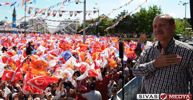 Başbakan Erdoğan 22 Şubatta Sivas'ta