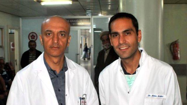 Sivas'ta İlk Organ Nakli Gerçekleştirildi